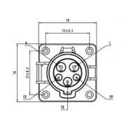 J1772 Socket Pin