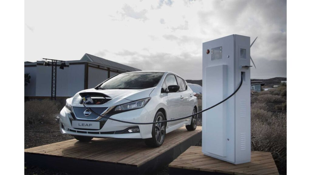 Nissan Leaf Is Germany S First V2g Approved