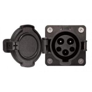 Type 2 (Mennekes) Inlet | 32A | 3-Phase
