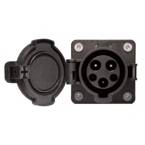 Type 2 (Mennekes) Inlet   32A   3-Phase